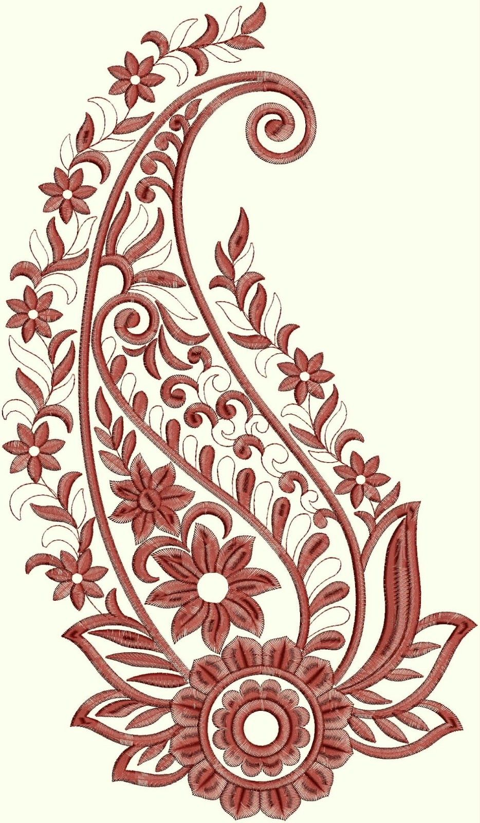 paisley patterns - Google Search | EMBROIDRY | Paisley ...