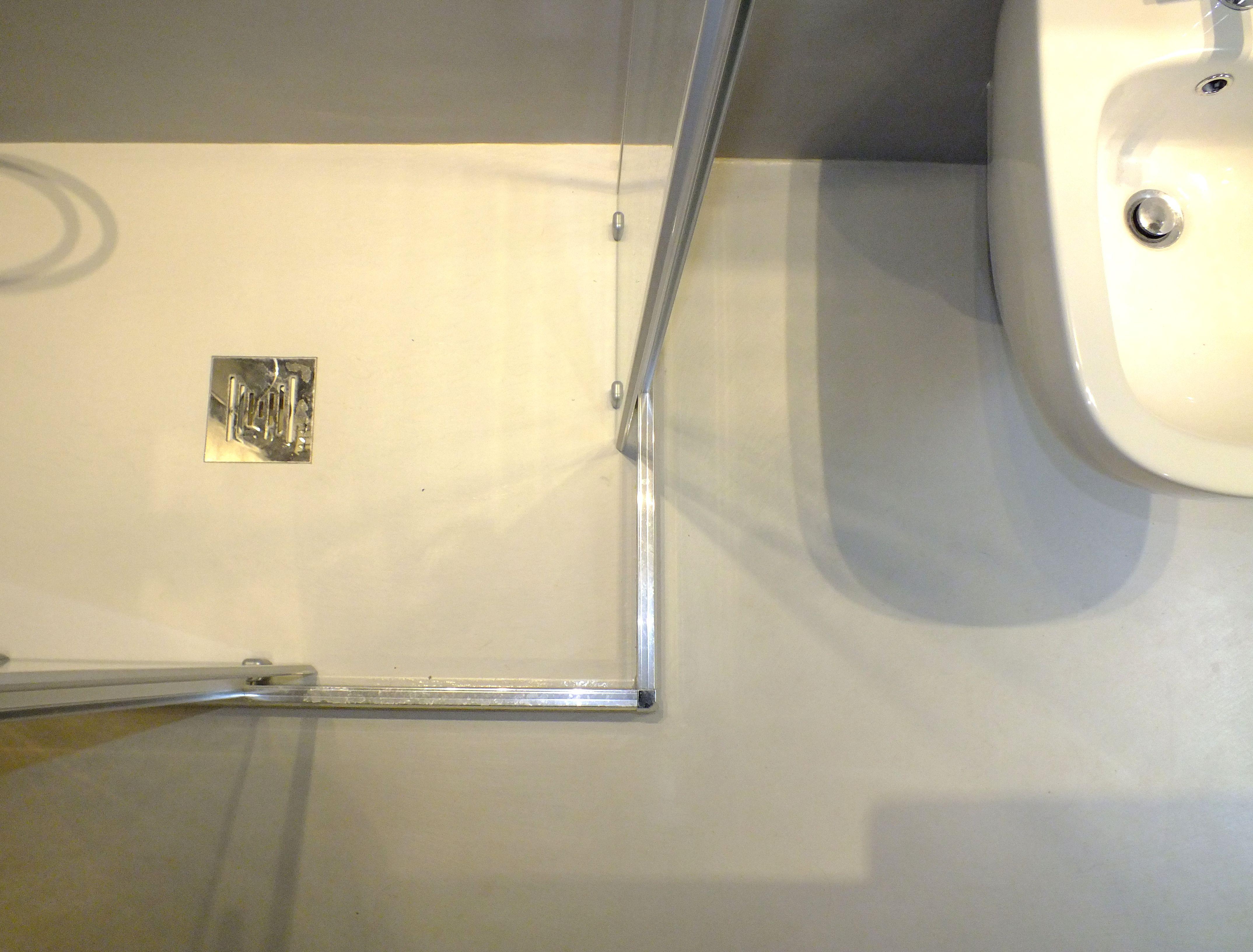 Bagno Microcemento ~ Rifacimento bagno in microcemento. lavori realizzati pinterest