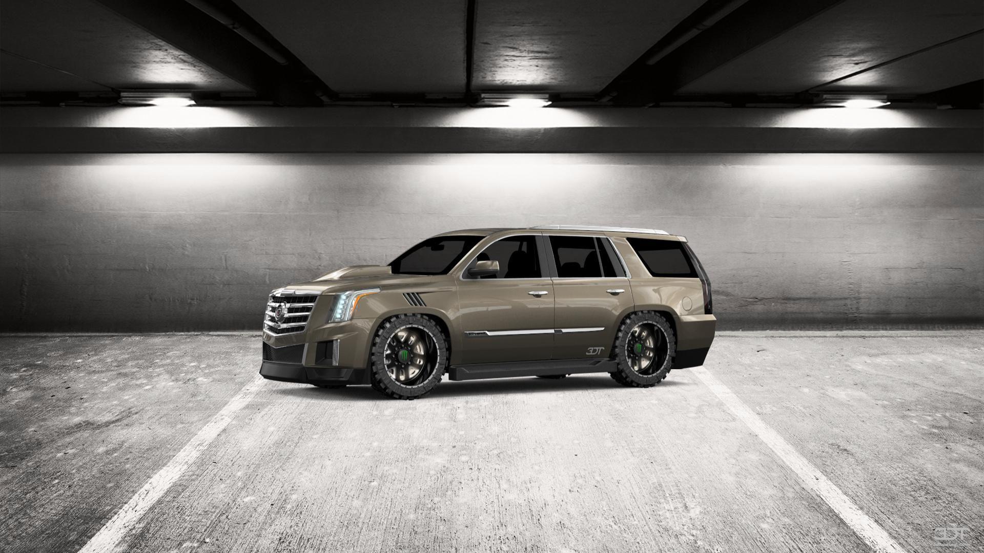 Checkout My Tuning Cadillac Escalade 2115 At 3dtuning 3dtuning