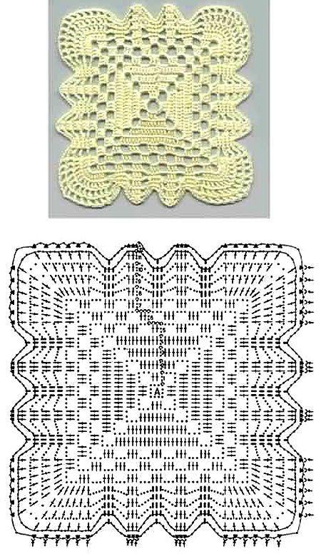 patrones de ganchillo | Crochet Stitch Patterns | Pinterest ...