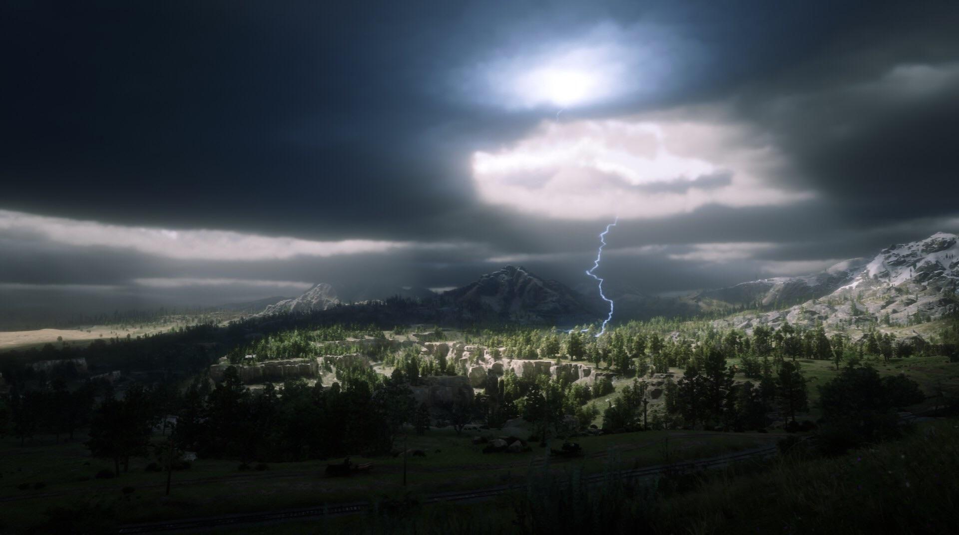 Thunder Struck (Red Dead Redemption 2) [19201072]