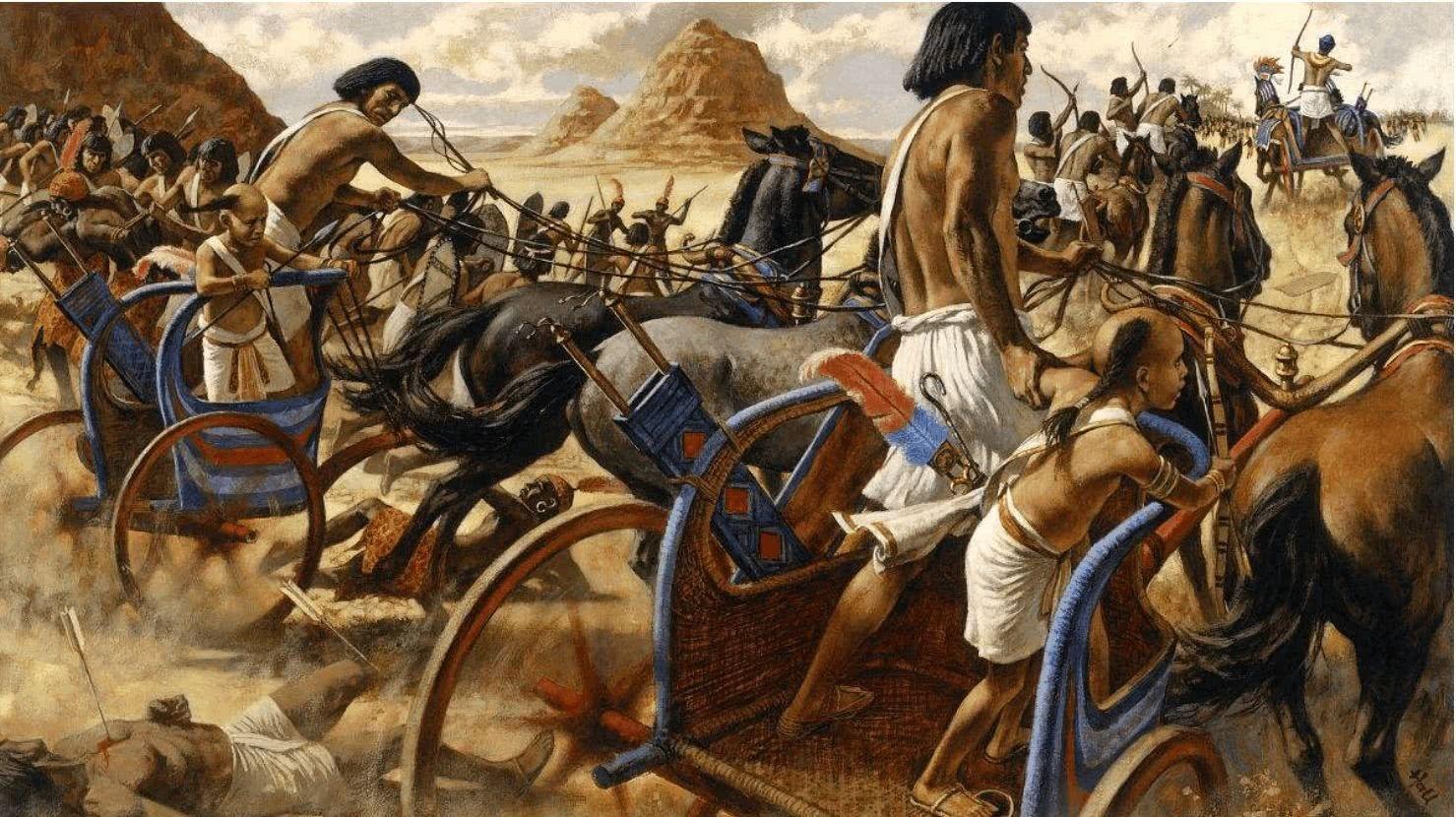 chariot-warfare