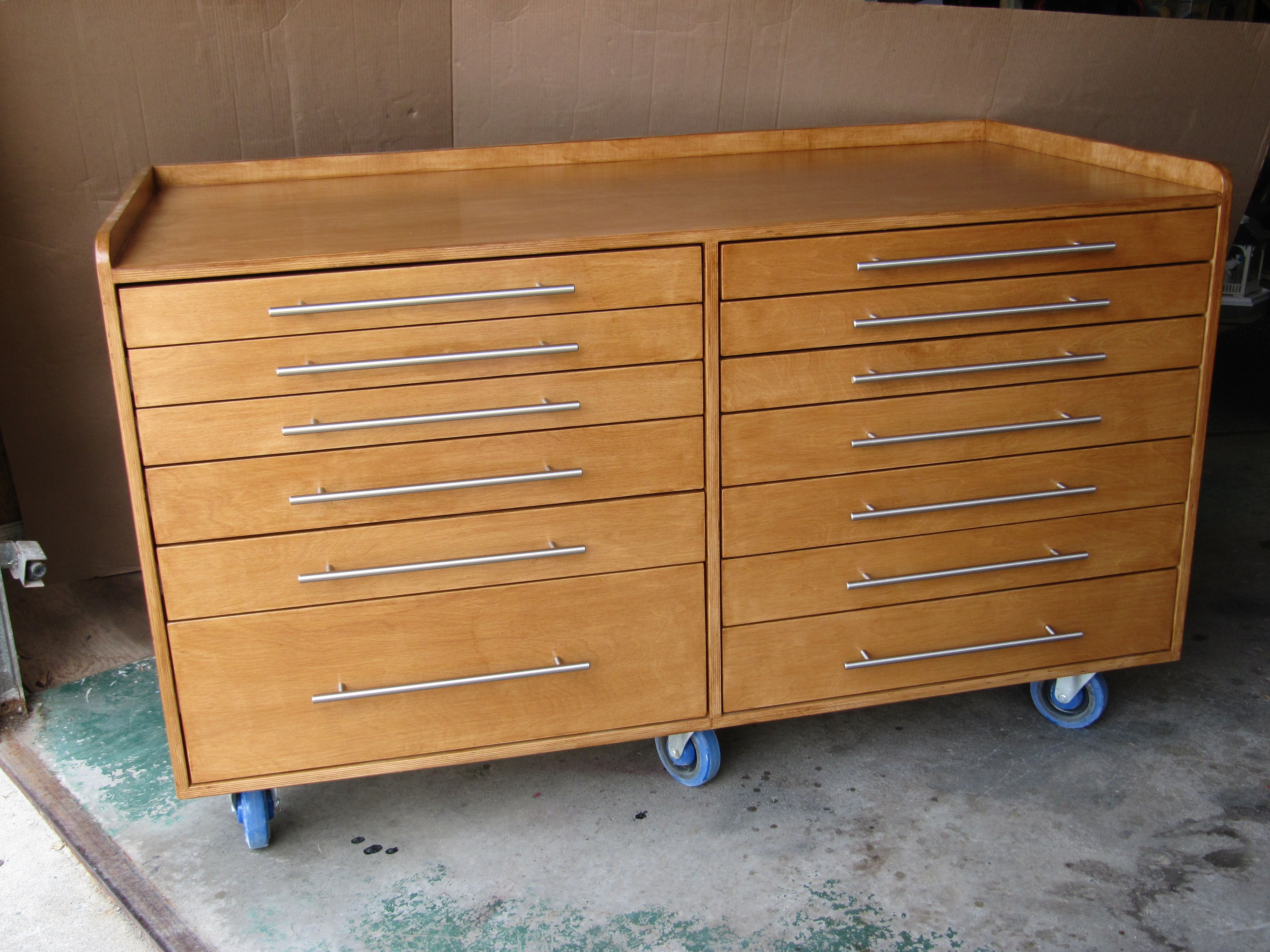 Birch Plywood Toolbox Diy Woodworking Woodworking Projects