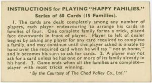 Happy Families And Vintage Games With Images Happy Family