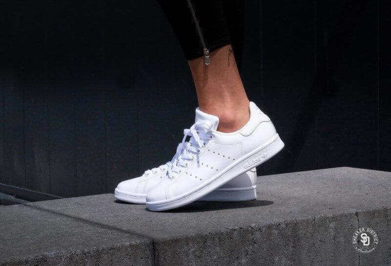 promo code 7d02a 9343c Adidas Stan Smith - Footwear White - S75104 | Shoes | Adidas ...