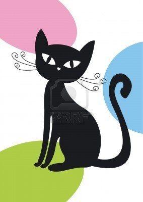 Google Image Result for http://us.123rf.com/400wm/400/400/enki/enki1012/enki101200013/8394203-black-cat-silhouette-on-colored-background.jpg