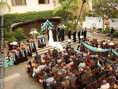 Doubletree By Hilton Claremont California Wedding Venues 1
