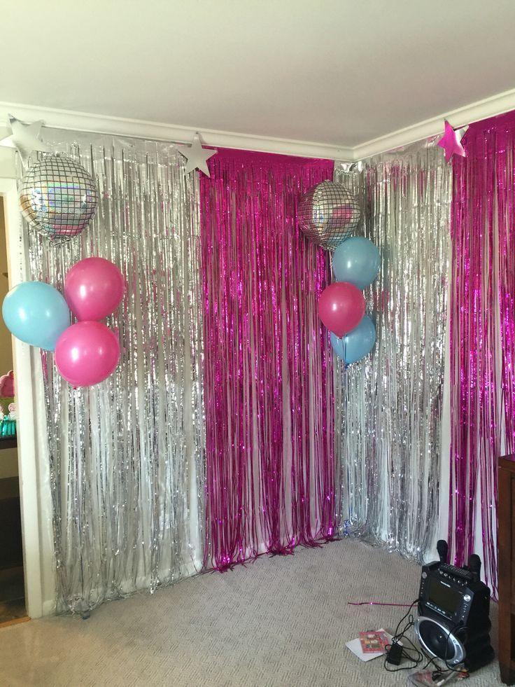 Ideas para decorar fiestas (4 | Pinterest | Karaoke, Birthdays and ...