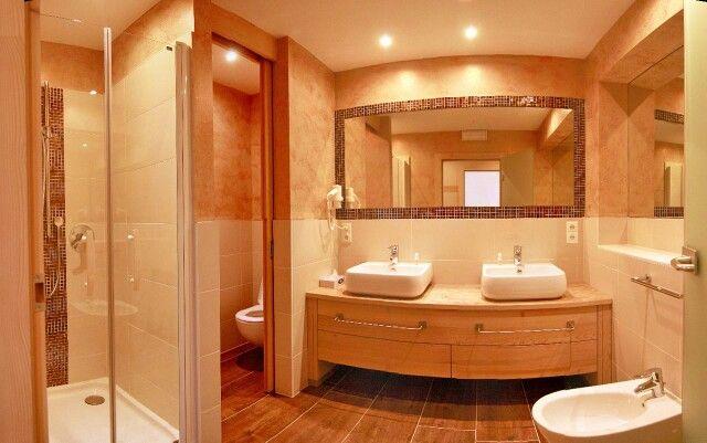 doppio lavandino bagno