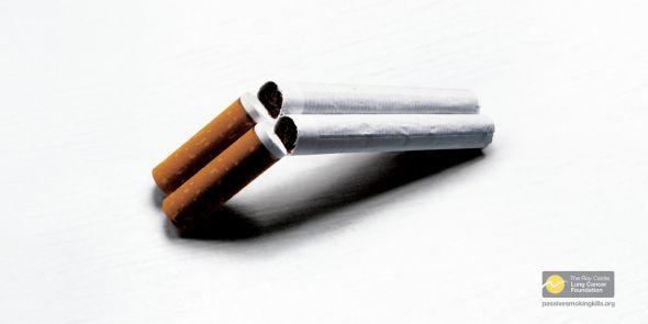 Smoking kills #ads #adv #marketing #creative #publicité #print #advertising #campaign