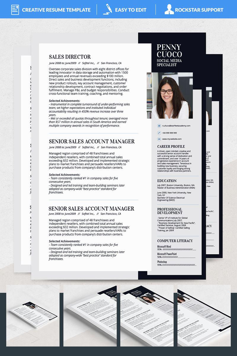 Shanira Resume Template 69231 Resume templates, Resume