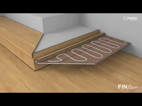 How To Install Laminate Flooring On Stairs Youtube Crafts Diy