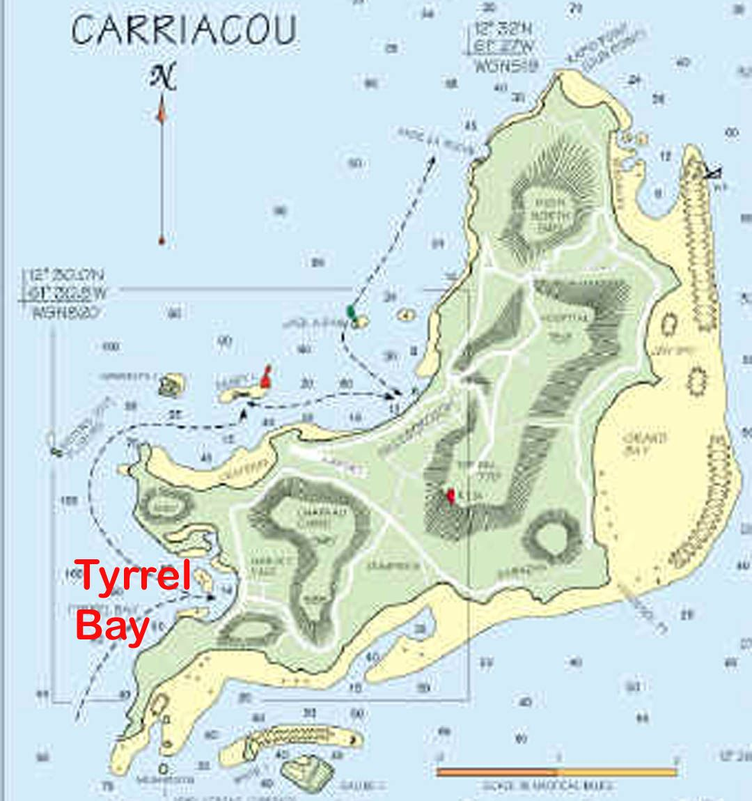 Carriacou map My home Pinterest Caribbean West indies and Buckets