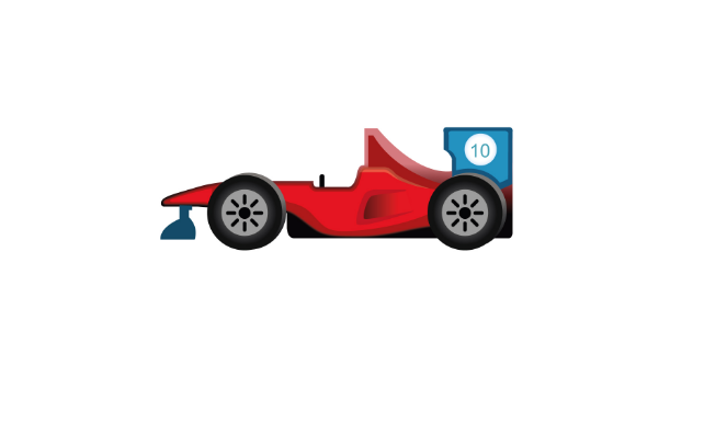 Race Car Emoji Https Www Emojimantra Com Race Cars Emoji Toy Car