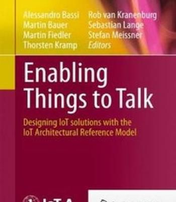 Enabling things to talk designing iot solutions with the architectural reference model pdf also rh pinterest