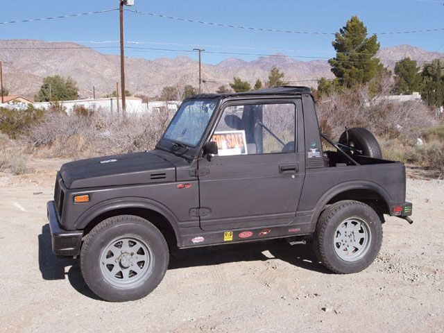 Suzuki Samurai 13 | Suzuki | Pinterest | Samurai, Kei car and Jeep