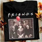 Horror Friends Pennywise Michael Myers Jason Voorhees Halloween Men T-Shirt Gift #Men #jasonvoorhees Horror Friends Pennywise Michael Myers Jason Voorhees Halloween Men T-Shirt Gift #Men #jasonvoorhees
