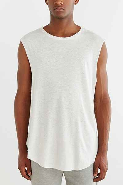 Feathers Raw Muscle Tee