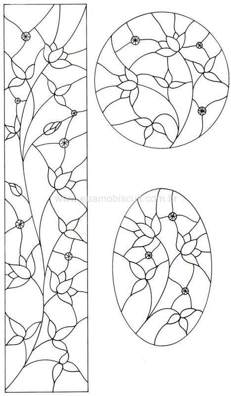 79.jpg (467×800) A COLORIER | Desenhos | Pinterest | Mosaicos, Molde ...