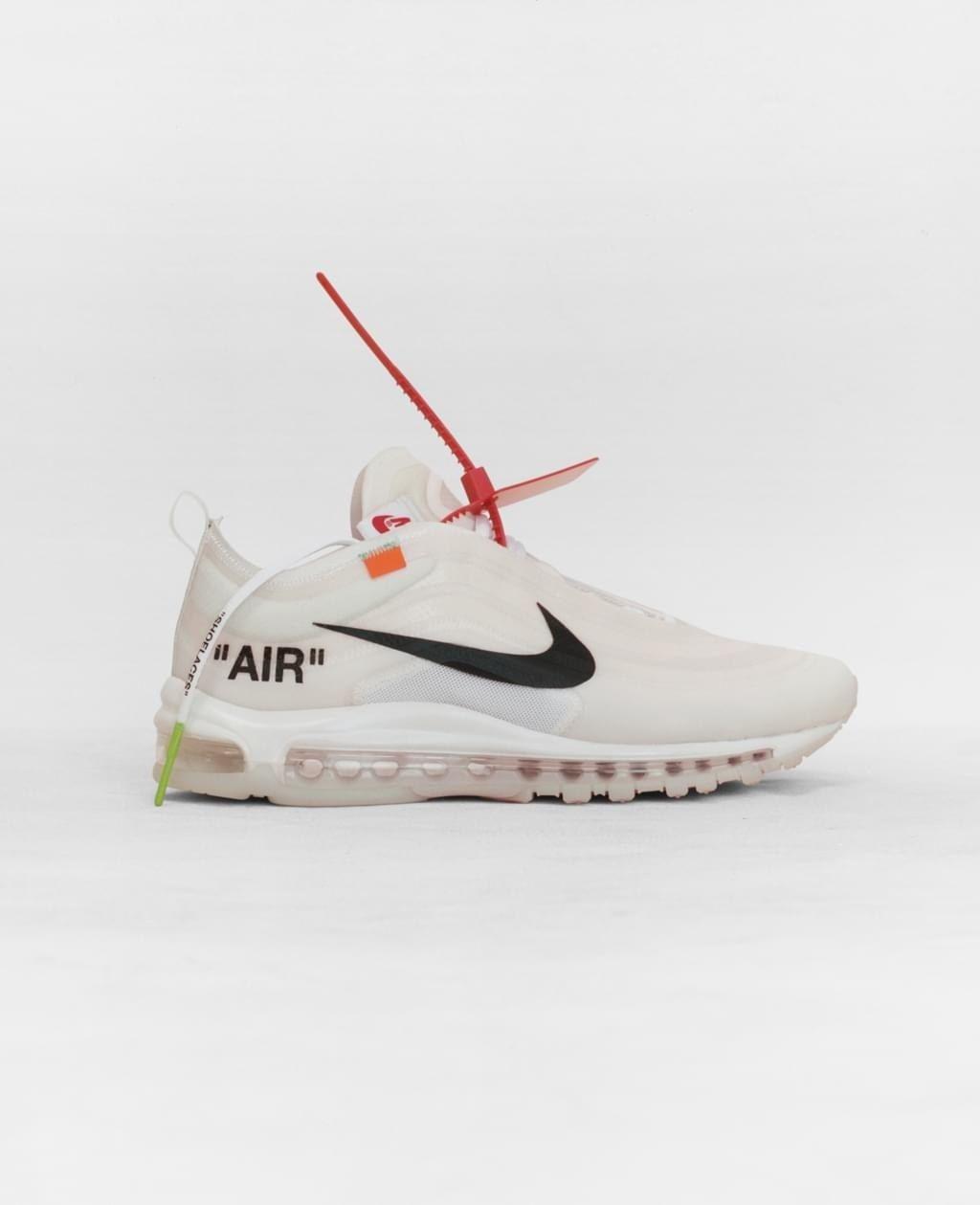 Nike et Virgil Abloh révèlent 10 paires de sneakers en