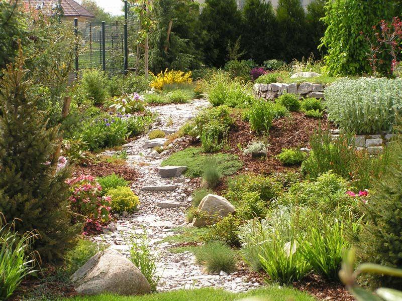 Marvelous Backyard Gardens | Natural Garden | Marigreen Ltd.   Garden Design,  Construction And .