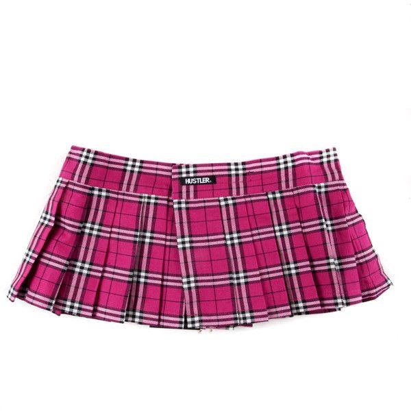 Hustler Movies Pink Skirt