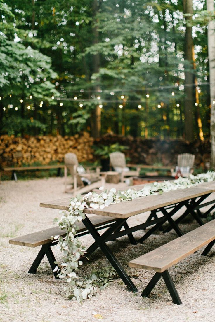 44 Outdoor Wedding Ideas That Are a Breath of Fresh Air