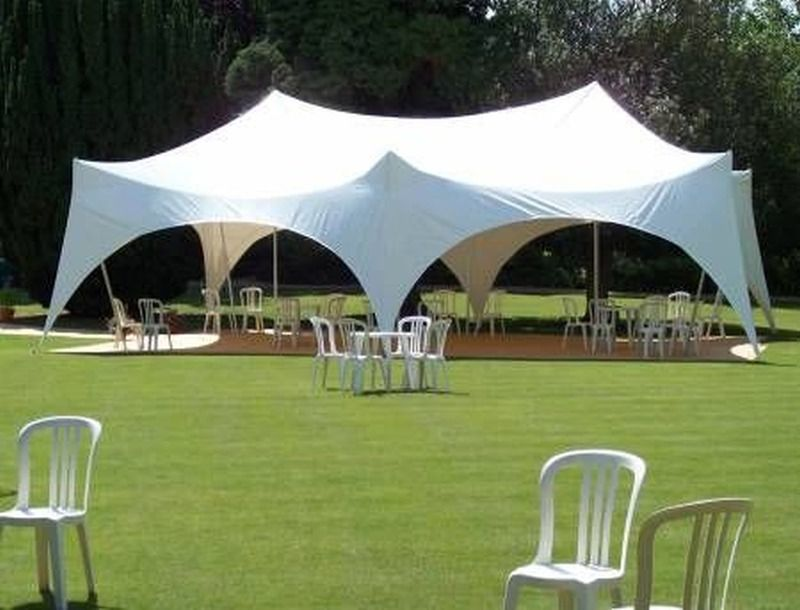 Capri Tent with optional side panels - Perfect for garden wedding parties outdoor festivals receptions special events etc. : special event tents - memphite.com