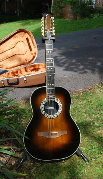 ovation glen campbell 12 string acoustic model 1118 1 guitars in 2019 12 string acoustic. Black Bedroom Furniture Sets. Home Design Ideas
