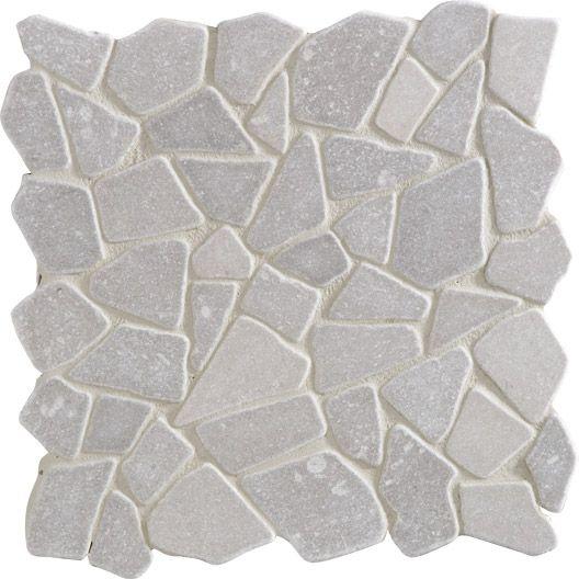 Galets Sol Et Mur Opus Gris 30 5 X 30 5 Cm Artens Avec Images Sol Et Mur Galets Sol