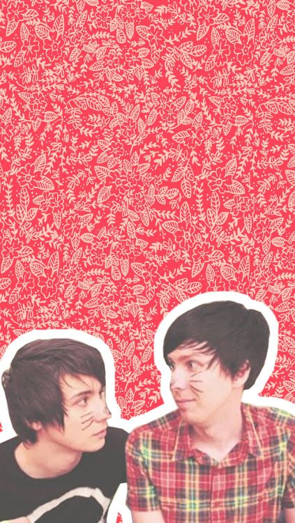 iphone background dan and phil - Google Search