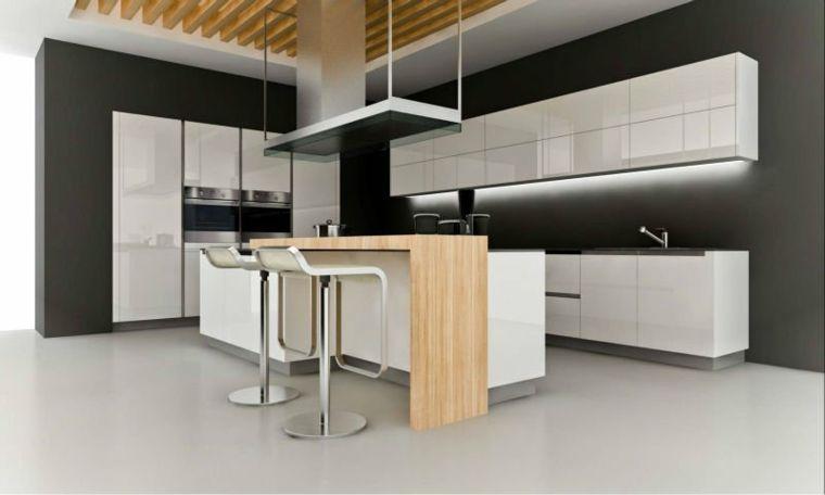 islas de cocina modernas - Buscar con Google