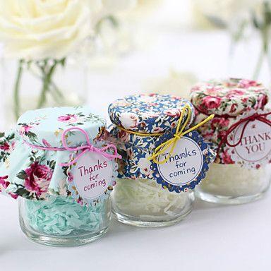 Floral design in vetro Vasi Candy - Set di 20 (Altri colori) – EUR € 24.49