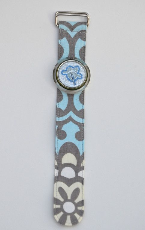 Diy Watch Band With Pop Swatch Style Watches Diy Watch Band