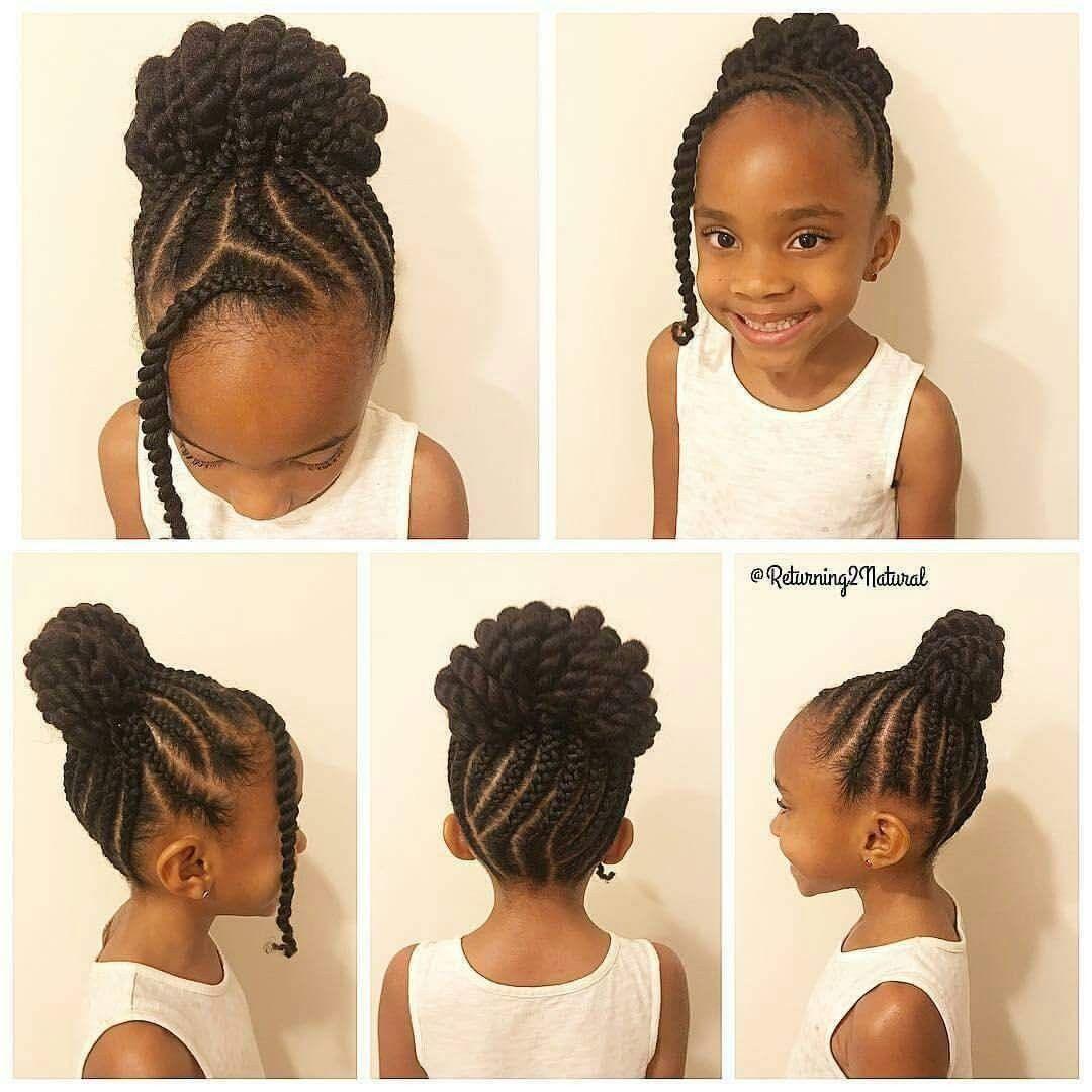 Pin By Amysifuma On Mayas Hairstyles Kids Hairstyles Kids Braided Hairstyles Baby Girl Hairstyles