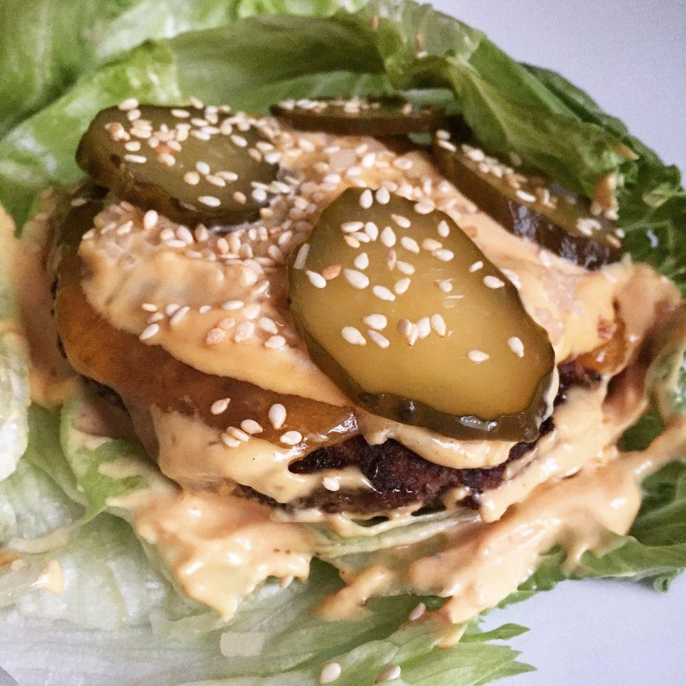 Keto Big Mac Salad - Keto Diet Recipes - Eat Fat | Beat Fat