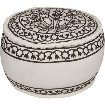 White Pouf Ottoman Free Shipping Shop Allmodern For Bungalow Rose Chaudhry Cube Pouf