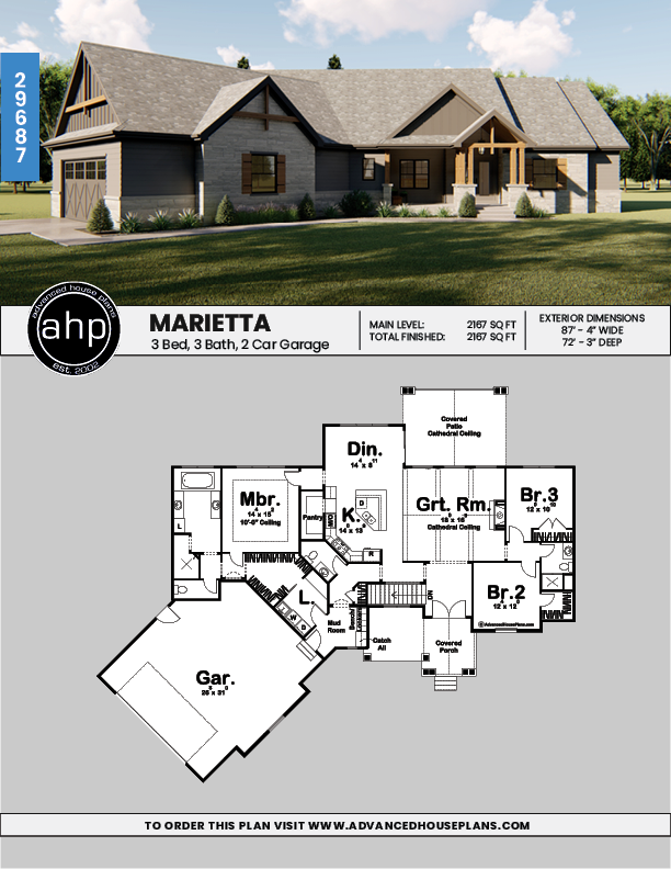 Pin By Natalie Kershaw On Animals Bungalow House Plans Craftsman House Courtyard House Plans