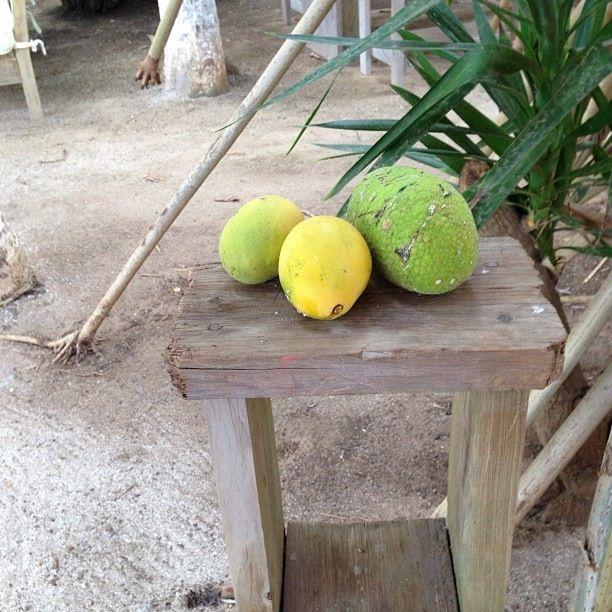 Mangoes and masipan
