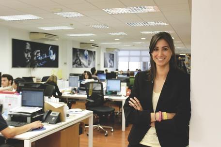"""María Fanjul: """"No planificamos a un año vista, nuestros objetivos son a dos o tres semanas""""- Emprendedores"""