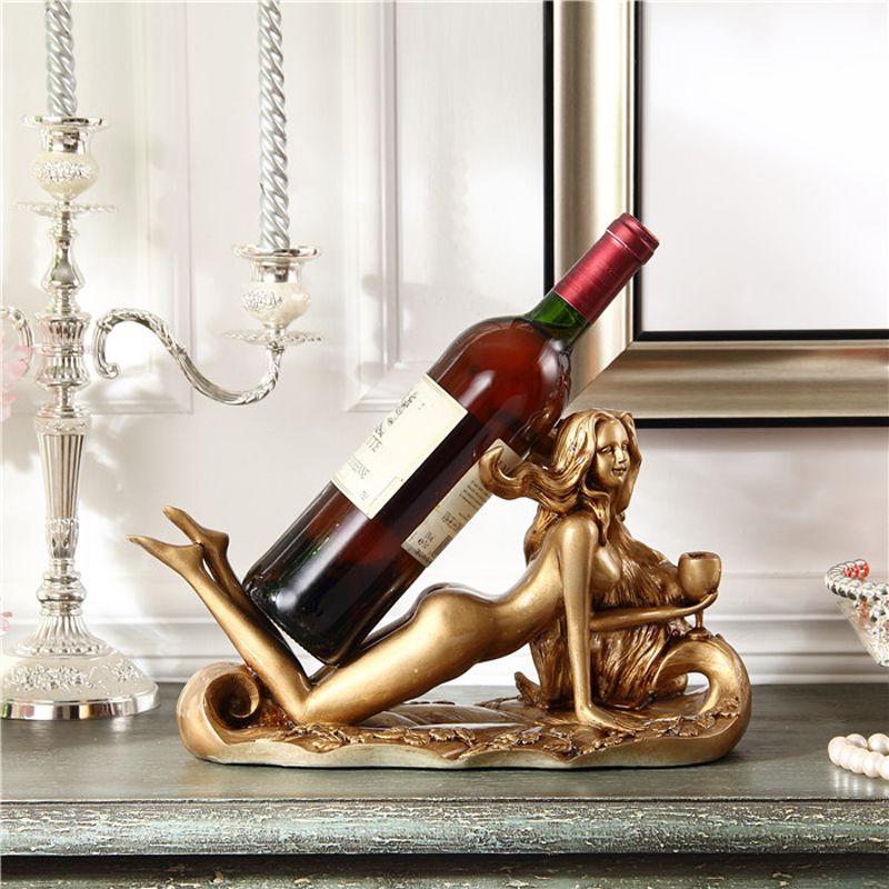 l 39 europe r sine support de vin maison artistique d coratif. Black Bedroom Furniture Sets. Home Design Ideas