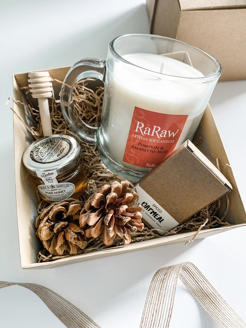 Fall gift basket for her pumpkin spice gift fall gift