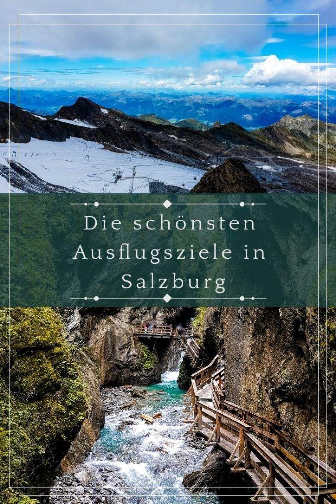 Photo of TOP 3 Ausflugsziele für Salzburg in Österreich!