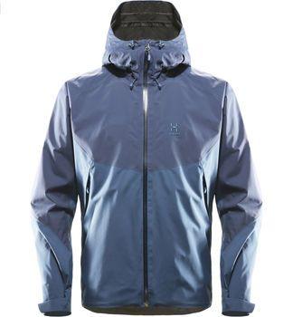 Virgo Jacket Men, Blue Ink/Tarn Blue | Mens jackets, Mens ...