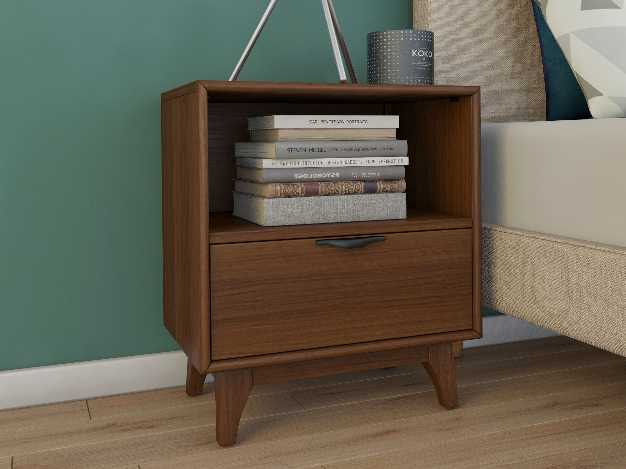 Alperton drawer nightstand nightstands and products