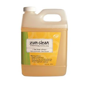 Tea Tree Citrus New Products Fall 2013 Zum Clean 32 Oz Laundry