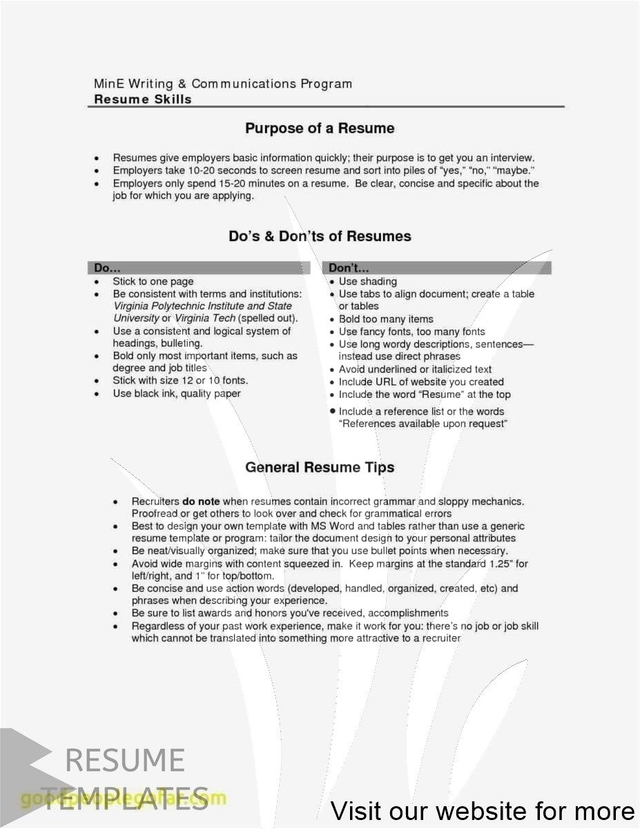sample of a college student resume in 2020  resume cover