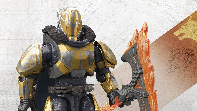 Mega Construx Destiny Lord Saladin Arsenal