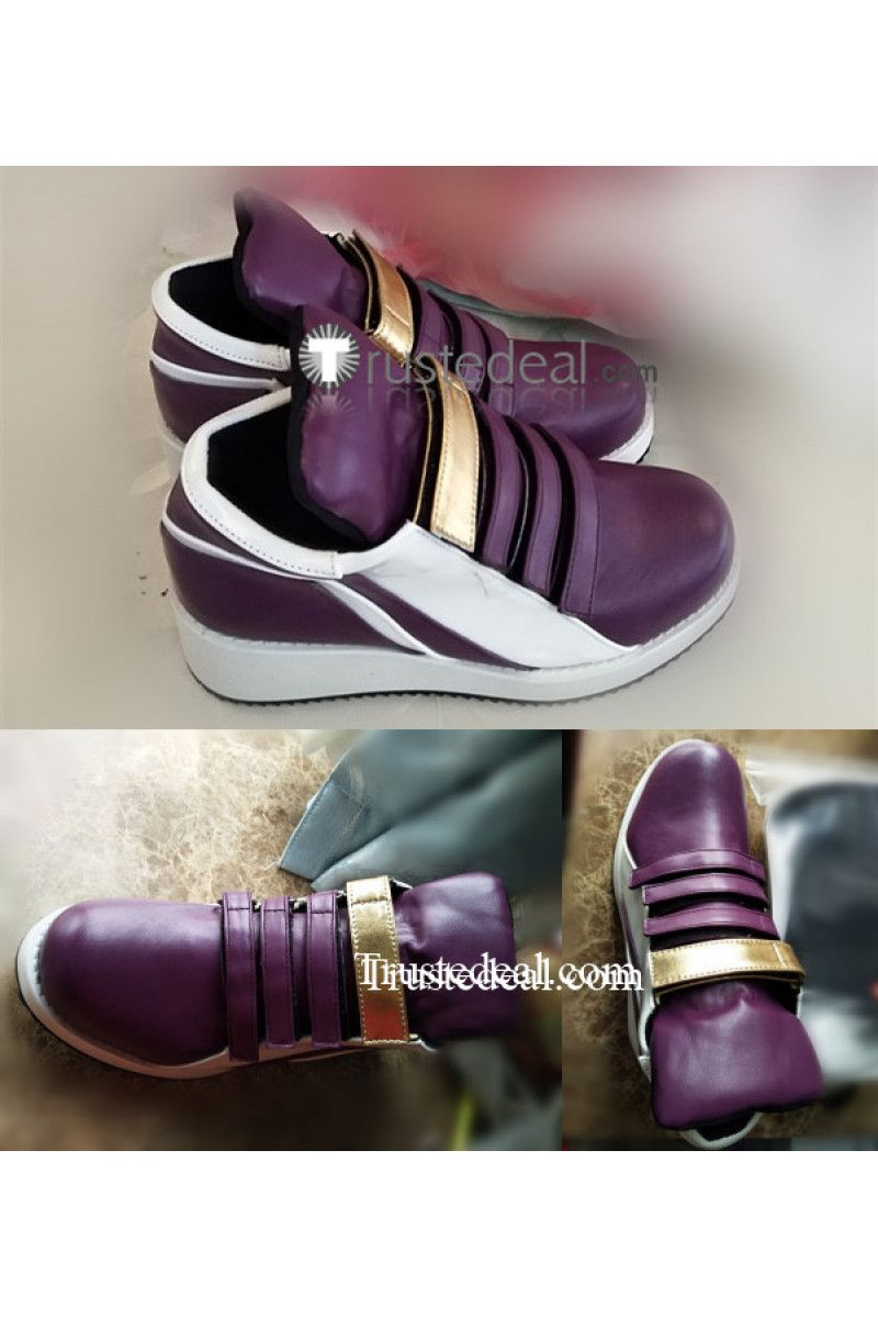 League Of Legends KDA Ahri Kaisa Cosplay Shoes yc21169 in