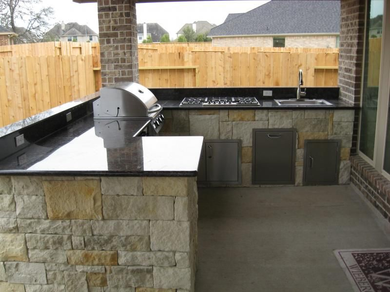 PERFECT DESIGN PATIOS OUTDOOR KITCHENS Outdoor